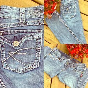 Silver Jeans McKenzie Slim Boot Cut  30/34